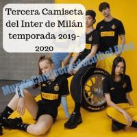 Tercera Camiseta del Inter de Milán temporada 2019-2020