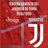 Tercera Camiseta del Juventus de Turín 2019/2020