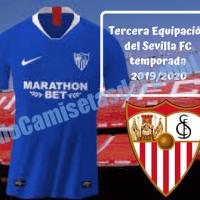 Tercera Equipación del Sevilla FC temporada 2019/2020