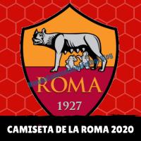 Nueva Camiseta de la Roma 2020
