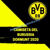 Nueva Camiseta del Borussia Dortmund 2019-2020