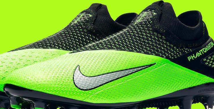 Botas verdes Nike Phantom Visión 2 2020