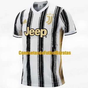 Camiseta oficial de local de la Juventus 2021