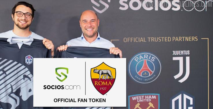 Won't Be Roma Certainly - Un equipo de socios dejará que los fans escojan las camisetas de local y visitante del 2021
