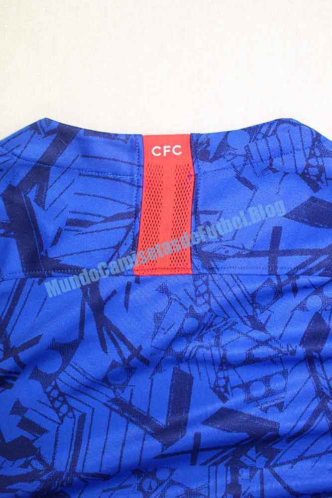 Camiseta local del Chelsea 1 Equipacion 2020