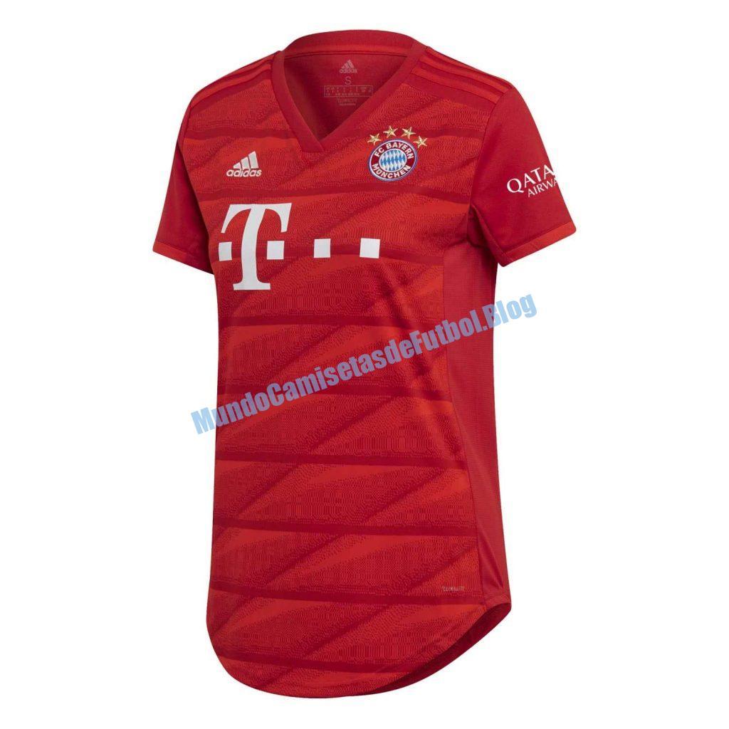 Camiseta de local del Bayern Munich 2020
