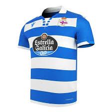 Camisetas del Deportivo La Coruña 2020