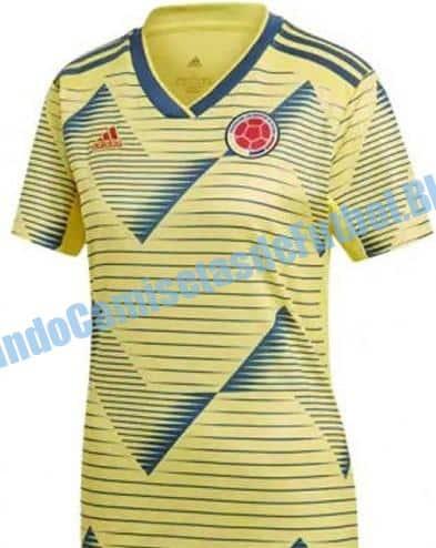 Camiseta de la Selección Colombia 2020