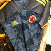 Nueva Camiseta visitante de la selección Colombia 2020
