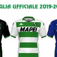 Camiseta del US Sassuolo 2019/2020