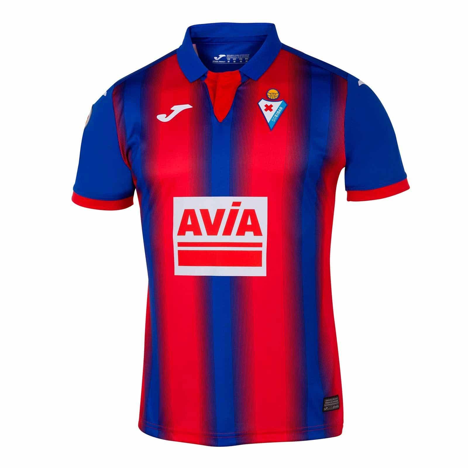Camisetas del SD Eibar 2019/2020
