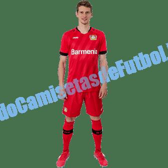 Conoce la equipación del Bayer Leverkusen para la temporada 2019/2020