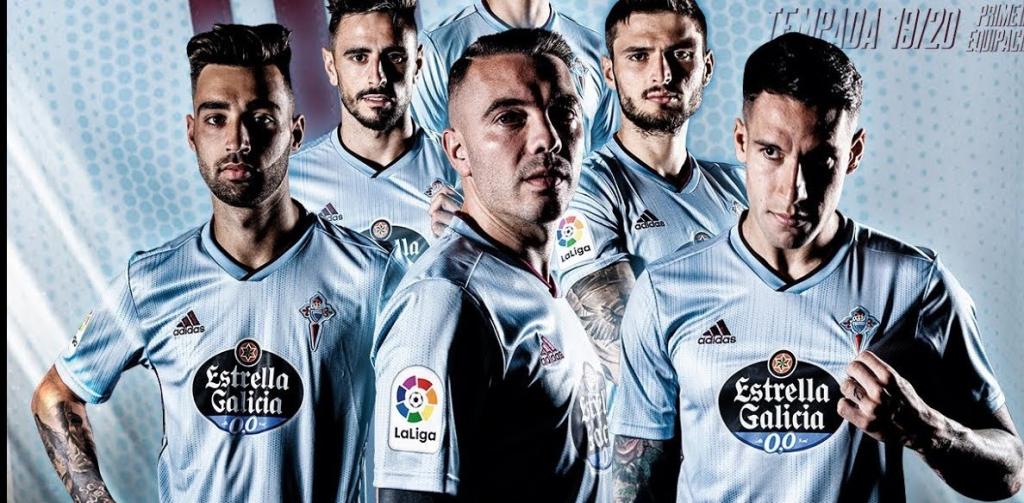 Camisetas del Celta de Vigo 2019/2020