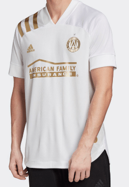 Camiseta del Atlanta United FC de la MLS 2019/2020