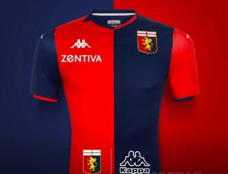 Camiseta del Genoa 2019/2020