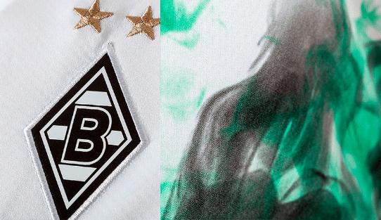 Camiseta del Borussia Mönchengladbach de la Bundesliga