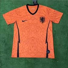 Camiseta de Holanda para la Eurocopa 2020