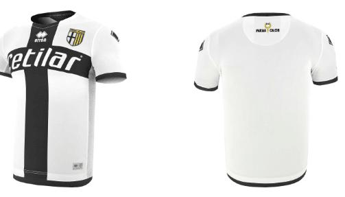 Camiseta del Parma 2019/2020