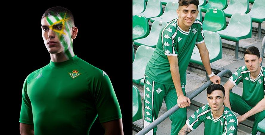 Camiseta Real Betis 2020 Kombat XX & Retro