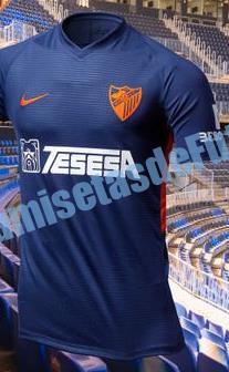 Equipaciones del Málaga FC temporada 2019/2020