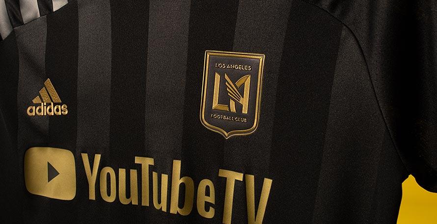 Camiseta LAFC 2020 Local Presentada
