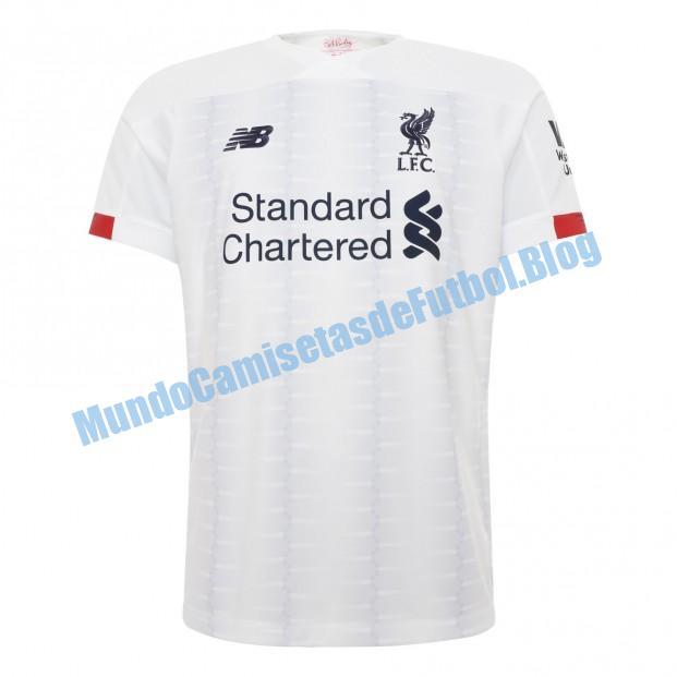 Camiseta del Liverpool 2 Equipacion 2020