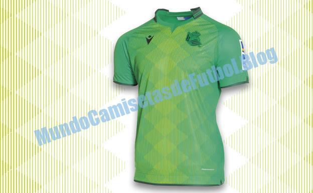 Camisetas de la Real Sociedad en la Temporada 2019/2020