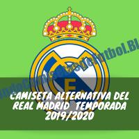 Mira la 3° Equipación del Real Madrid en 2020