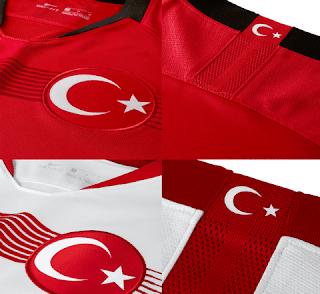Camisetas de Turquia para la Eurocopa 2020