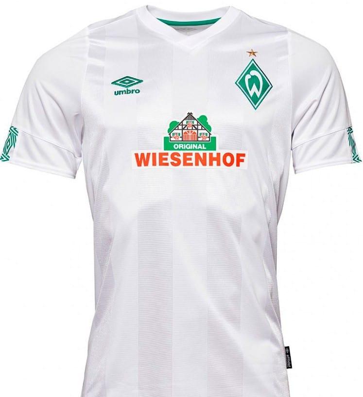 Camisetas del Werder Bremen 2019/2020